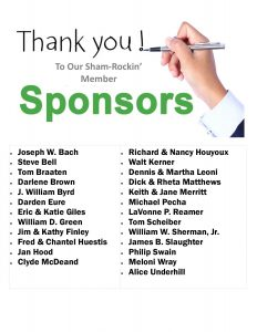 Thank you to our Member sponsors publisher