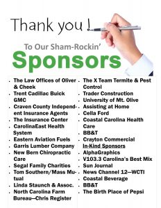 Thank you to our sponsors publisher